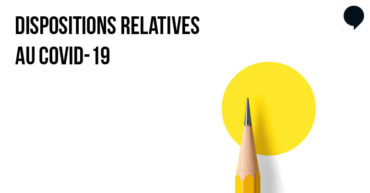 dispositions covid19 coronavirus IHECS Academy