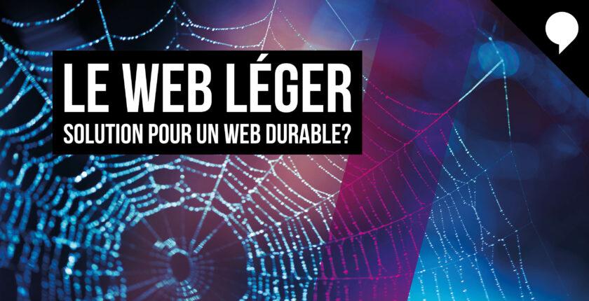 web léger
