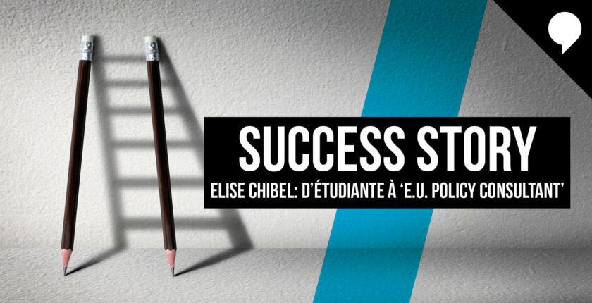 Success story -Elise Chibel